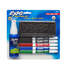EXPO2 Low Odor Dry Erase Starter