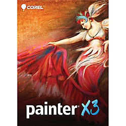 Corel Painter X3 WindowsMac Download Version