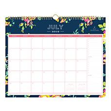 Day Designer Monthly Academic Wall Calendar
