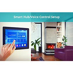 Office Depot Smart Hub/Voice Control Setup