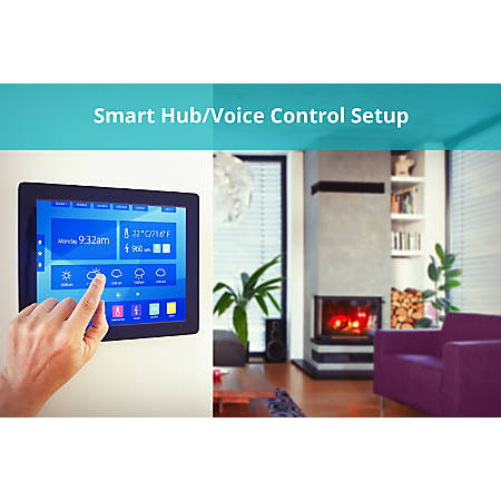 Office Depot Smart Hub/Voice Control Setup Item # 9564486