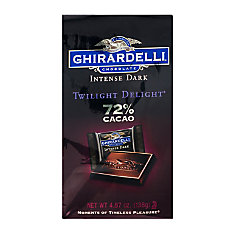 Ghirardelli Intense Dark Twilight Delight 72percent