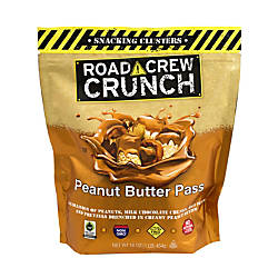 Road Crew Crunch Peanut Butter Pass