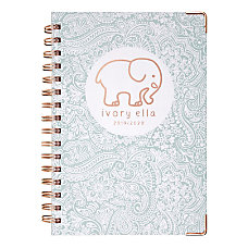 Cambridge Ivory Ella Boho Academic WeeklyMonthly