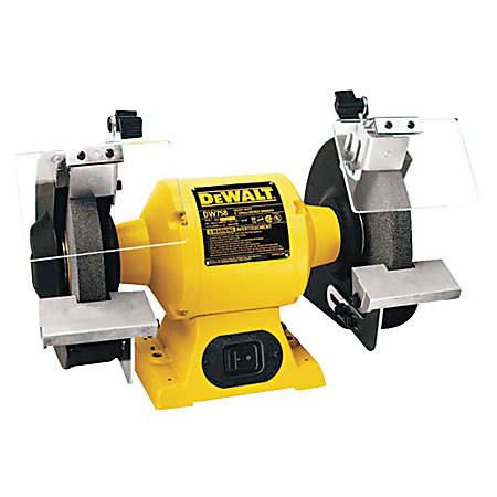 Bench Grinders, 6 in, 5/8 hp, 3,450 rpm