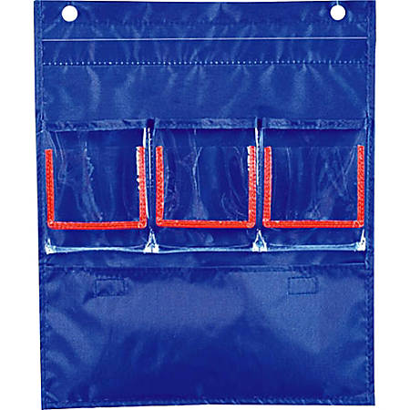 Carson-Dellosa Deluxe Counting Caddie Pocket Chart