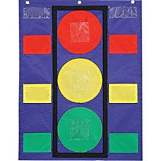 Carson Dellosa Pocket Charts Stoplight
