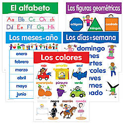 Creative Teaching Press Spanish Basic Skills