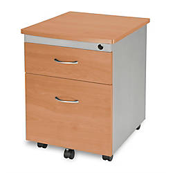 OFM 2 Drawer Mobile Pedestal Files