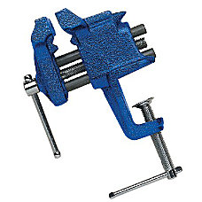 3 CLAMP ON VISE