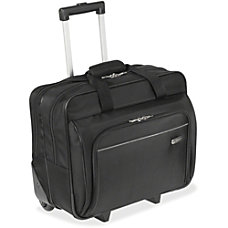 Targus Laptop Rolling Case Black
