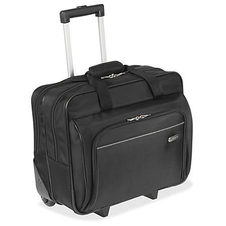 Targus Laptop Rolling Case Black