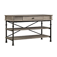 Sauder Canal Street TV Stand For