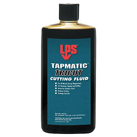 Tapmatic TriCut Cutting Fluids, 16 oz, Bottle