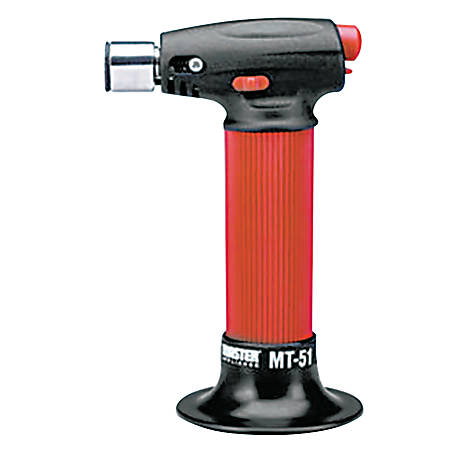 MT-51 Series Microtorch, Built in Refillable Fuel Tank;Hands Free Lock, 2,500 °F