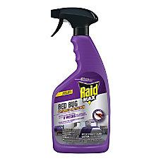 Raid Max Bedbug Flea Killer 22