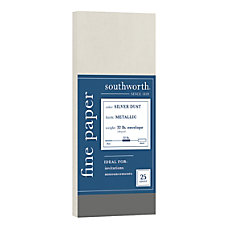 Southworth Metallic Envelopes 10 4 x