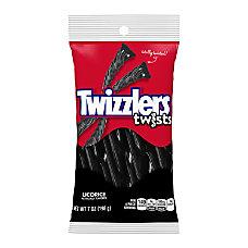 Twizzlers Licorice Twists 7 Oz Bags