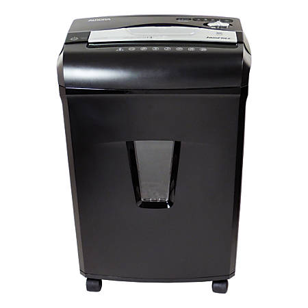 Aurora AU1235XA 12-Sheet Cross-Cut Shredder
