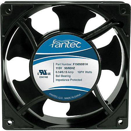 Peerless ACC-F200 - Case fan - for Digital Signage/Kiosk Enclosure KP555-S; Flat Panel Kiosk Enclosure KP555-S