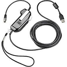 Plantronics SHS 2371 Corded USB PTT