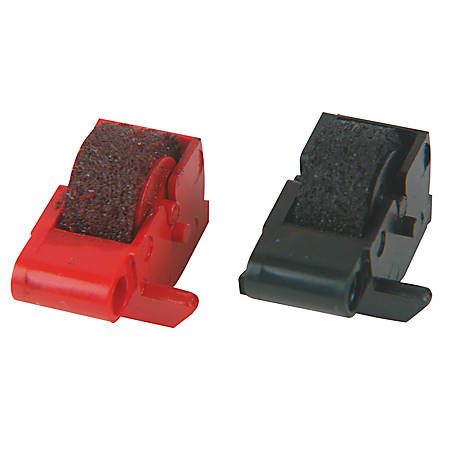 Porelon 78BR Replacement Ink Roller, Black/Red