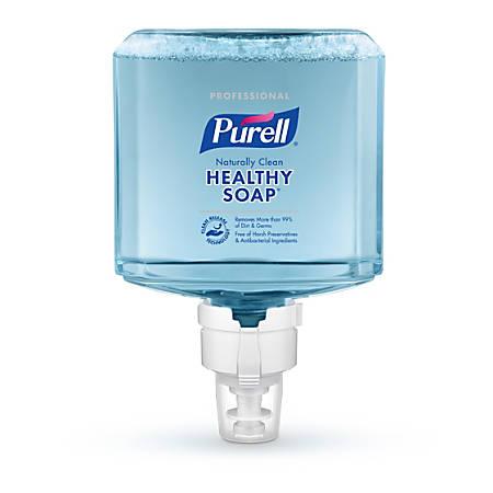 Purell® Professional CRT HEALTHY SOAP™ Naturally Clean Foam Hand Soap Refill, ES8, 40.58 Oz