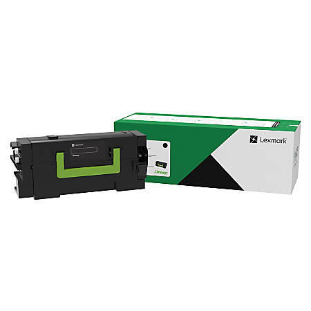 Lexmark™ 58D1X00 Extra-High-Yield Return Program Black Toner Cartridge