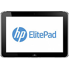 HP ElitePad 900 G1 Tablet Atom
