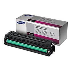 Samsung M504 CLT M504S Magenta Toner