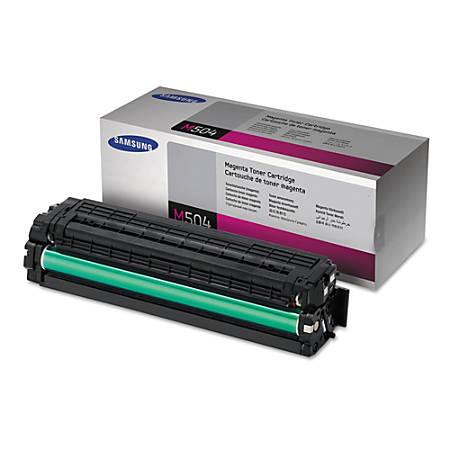 Samsung M504 (CLT-M504S) Magenta Toner Cartridge