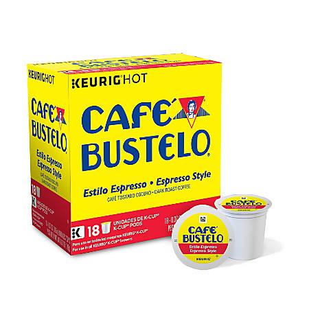 how to make cafe bustelo coffee