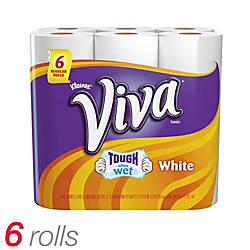 Viva Regular Roll 1 Ply Paper