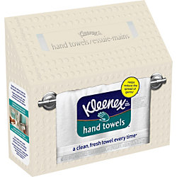 kleenex disposable hand towels 2 ply box of 60 assorted colors - Disposable Hand Towels