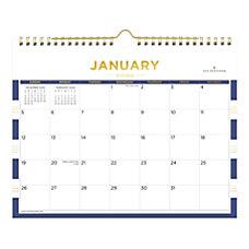 Day Designer Monthly Safety Wirebound Wall