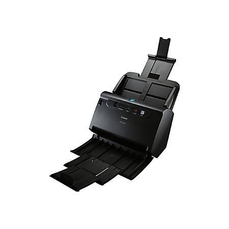Canon imageFORMULA DR-C230 Sheetfed Scanner - 600 dpi Optical - 30 ppm (Mono) - 30 ppm (Color) - Duplex Scanning - USB