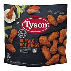 Tyson Buffalo Style Hot Chicken Wings