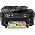 Epson WorkForce WF 2760 Wireless Color
