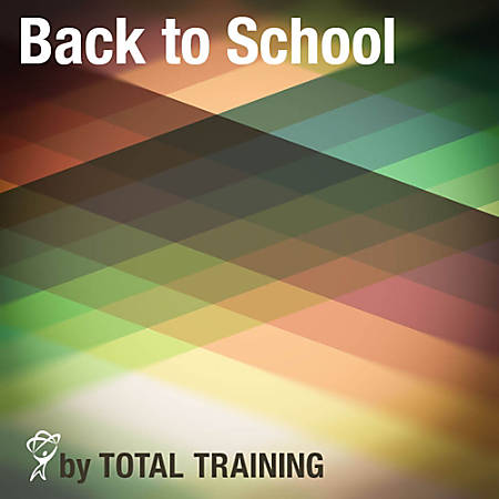 Back To School Bundle By Total Training, Download Version