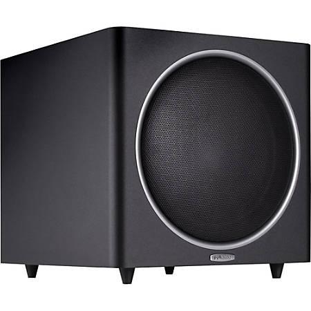 Polk Audio PSW125 300W Subwoofer, Black, PSW125