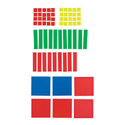Learning Resources Magnetic Algebra Tiles Grades