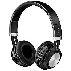 iLive Bluetooth Headphones On Ear Black