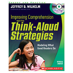 Scholastic Improving Comprehension With Think Aloud