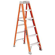 Louisville 8 Fiberglass Step Ladder 7