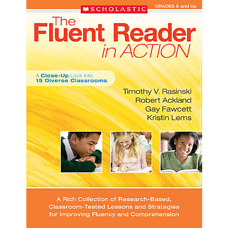 Scholastic The Fluent Reader In Action For 5 And Up