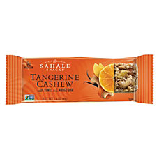Sahale Snacks Vanilla Mango Tangerine Cashew