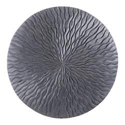 Zuo Modern Round Wave Plaque Large