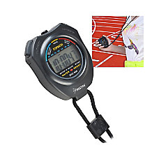 Insten LCD Timer Digital Sport Stopwatch