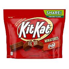 Kit Kat Miniatures Milk Chocolate Wafers
