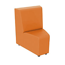 Marco Inner Wedge Chair Papaya